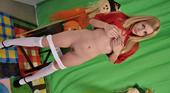 帰って来たブロンド界のアイドルレクシーベル!赤ずきんのスカートの中の秘密 WET ART  レクシーベル 11
