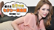 エミリー 使える金8天国セクシー英会話 飛行機編 Vol.1