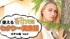 ナタリア 使える金8天国セクシー英会話ホテル編 Vol.2