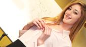 裸エプロンの18歳 ヌードモデル美少女先生 -金8天国セクシー英会話   バレンタイン特別編- カサナ・レイ 3