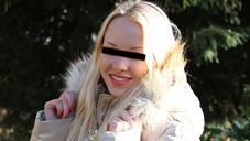 ローラ ヨーロッパの女の子をナンパしたら、驚くほどのサーモンピンクの乳首とおまんこでした・・ GACHI-NANPA COLLECTION