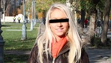 ヨーロッパのメガネ娘をナンパしてみたら、その真面目な雰囲気からは・・GACHI-NANPA COLLECTION VOL,2