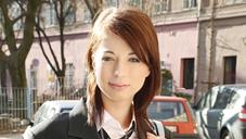 Welcome cute Hungarian girl Leyla