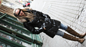 SNSサイトで知り合った欧州美女は超敏感の大量潮吹き娘でした・・Vol2 GACHI-NANPA COLLECTION  メラニー 2