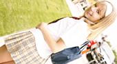 チャスティティー リン - ロリ高生に制服のまま生ハメしかも中だし三昧 VS日本男児 Chastity Lynn