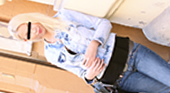 欧州で知り合った素人娘にナースのコスプレ着させてハメちゃいました・・Vol1 GACHI-NANPA COLLECTION キャロル 4