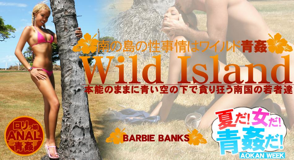 南の島の性事情はワイルド青姦 Wild Island -夏だ!女だ!青姦だ!- / バービー