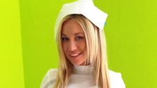 Gorgeous Nurse LINDSEY visiting examination VOL2