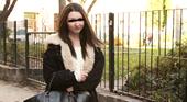 SNSサイトで知り合った少女は、想像以上のサーモンピンクの乳首とビショビショま○こでした・・GACHI-NANPA COLLECTION アミー ホワイト 4