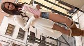 SNSサイトで知り合った18歳の美少女は、何でもいいなりのエッチで可愛い潮吹き娘でした・・GACHI-NANPA COLLECTION CINDY シンディー 2