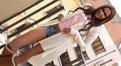 SNSサイトで知り合った18歳の美少女は、何でもいいなりのエッチで可愛い潮吹き娘でした・・GACHI-NANPA COLLECTION CINDY VOL2 シンディー 2