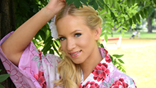 キアラ ロード 金髪浴衣美女と過ごした夏の思い出 MEMORIES OF SUMMER KIARA LORD VOL2