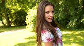夏はやっぱり野外3Pエッチが気持ちいい!!IINARI GIRL AOKAN 後編 Anita Bellini アニタ ベリーニ 3