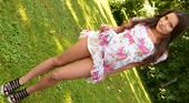 夏はやっぱり野外3Pエッチが気持ちいい!!IINARI GIRL AOKAN 後編 Anita Bellini アニタ ベリーニ 4