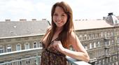 SNSサイトで知り合ったピチピチの18歳の少女が、大胆にもノーブラで我が家に遊びに来ました  GACHI-NANPA COLLECTION トリシア ティーン 2