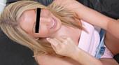 バービー - 素人ハメ撮り 可愛い金髪素人娘が黒巨根初体験でイキまくる 金8現地巨根隊ハメ撮りシリーズ