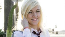 SCHOOL CUTIE COLLECTION WELCOME LACEY LEVEAH