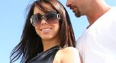 ポリーナ ジェイムス - 駐車場で喧嘩して彼氏に置いてきぼり娘をGET THE NANPA 金8現地巨根隊ナンパシリーズ PAULINA JAMES