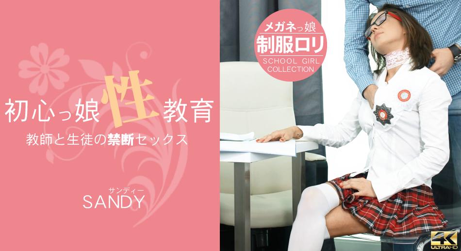 [金髪天國][サンディー][初心っ娘性教育 Teacher & Student 教師と生徒の禁断セックス Sandy]