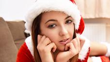 テラ 期間限定配信 聖夜に突然やってきたスレンダーエロ可愛サンタ Merry Christmas Vol1 Tera