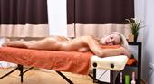 セシリア - JAPANESE STYLE MASSAGE 肉感美尻のヌルヌルBODYをタップリ弄ぶ VOL1 Cecilia Scott