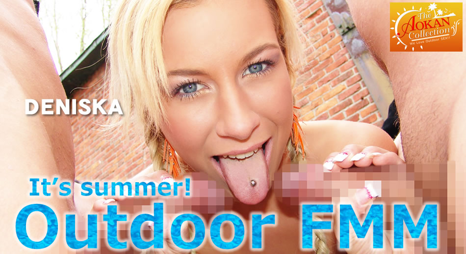 It's summer! Outdoor FMM