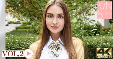JAPANESE STYLE MASSAGE 18歳清楚な美少女のBODYをタップリ弄ぶ VOL2 Lena Reif / レナ リーフ