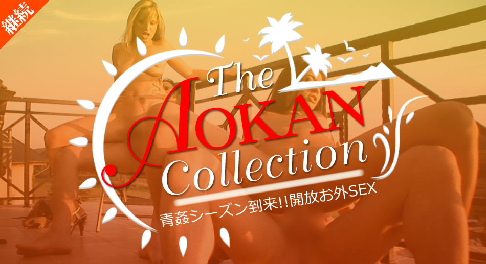 The AOKAN Collection 開放お外SEX