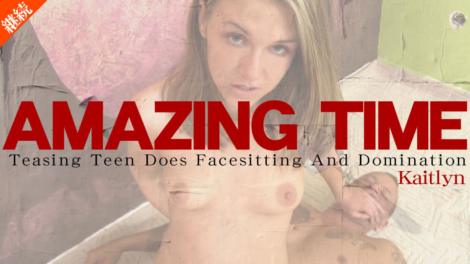AMAZING TIME Teasing Teen Does Facesitting And Domination VOL3