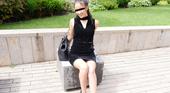 SNSで知り合った日本人男性に興味津々の激エロ素人女子大生 ハメ撮り Amateur Hunter Darcia Lee ダルシア 2