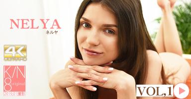 JAPANESE STYLE MASSAGE スレンダーチビマンロリBODYをジックリ弄ぶ VOL1 Nelya Petite / ネルヤ