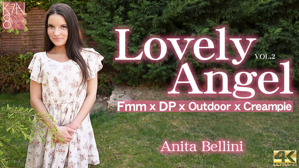 Lovely Angel Fmm x DP x Outdoor x Creampie VOL2