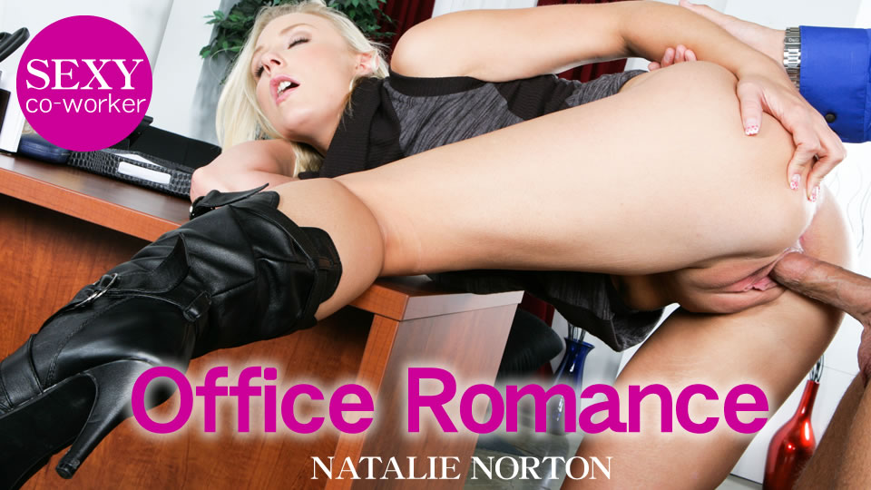 Office Romance Sexy co-worker