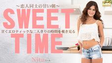 ニータ 甘くエロティックな二人きりの時間を覗き見る  恋人同士の甘い朝 SWEET TIME Nita