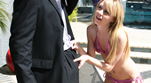 ケリー クラス - 義父と娘の禁断SEX 義娘に口封じで誘惑され理性に勝てず中出ししてしまう義父 Kelly