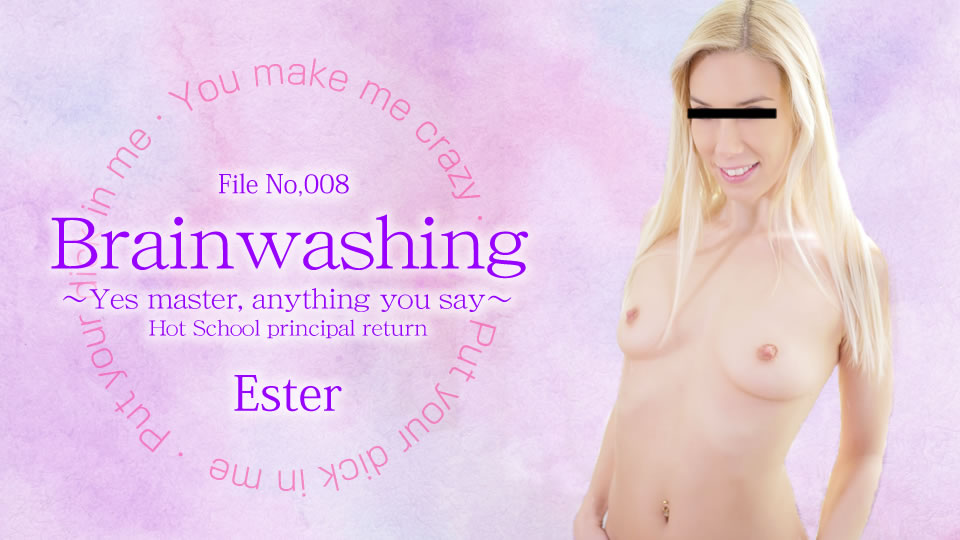Brain washing Yes Master anything you say 2 / Ester